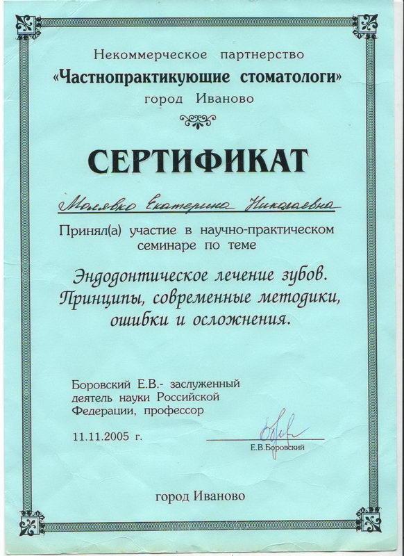 Молявко Екатерина Николаевна