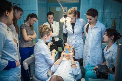 Обучение чистке зубов