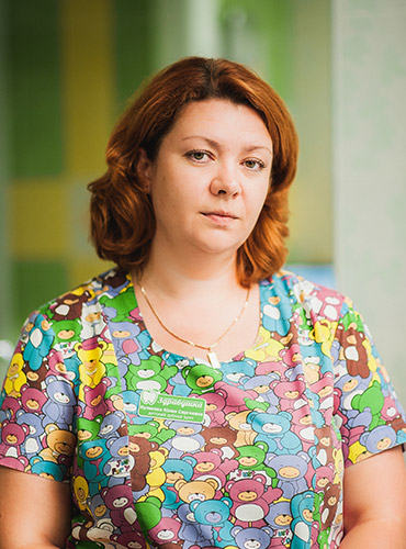 Куликова Юлия Сергеевна
