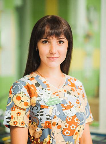 Лоскутова Мария Дмитриевна