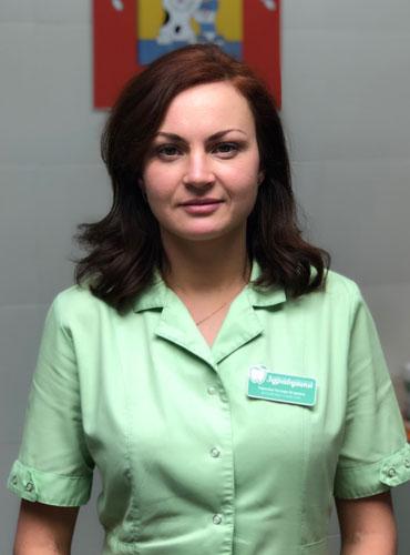 Тарасова Евгения Игоревна