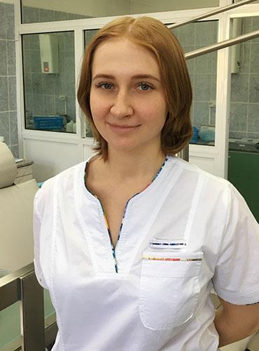 Топская Светлана Владимировна